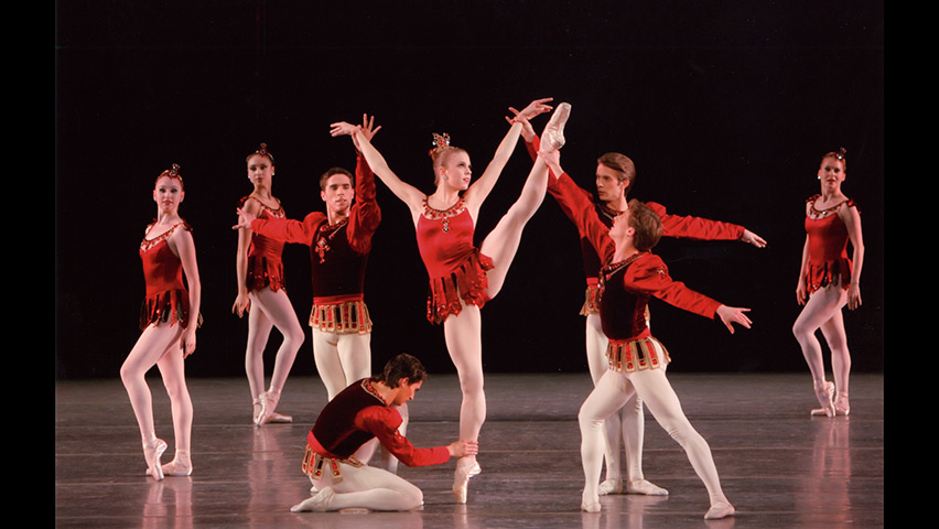 """George Balanchine's """"Jewels"""" To Return to The New York City Ballet"""
