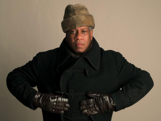 Former Vogue Editor-at-Large Andre Leon Talley Goes Digital with Zappos
