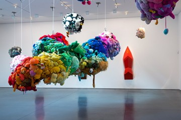 Mike Kelley, Deodorized Central Mass with Satellites, 1991/1999 at MoMA PS1