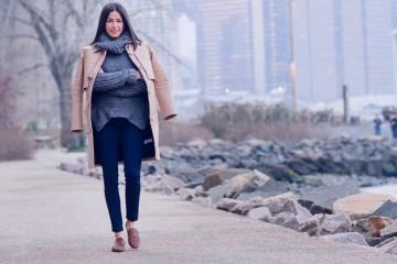 Rebecca Minkoff in Dumbo wearing her SULLIVAN jean
