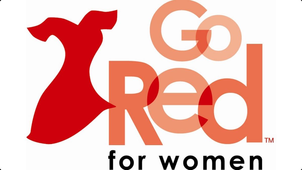 Go Red To Battle Women's Heart Disease Today!