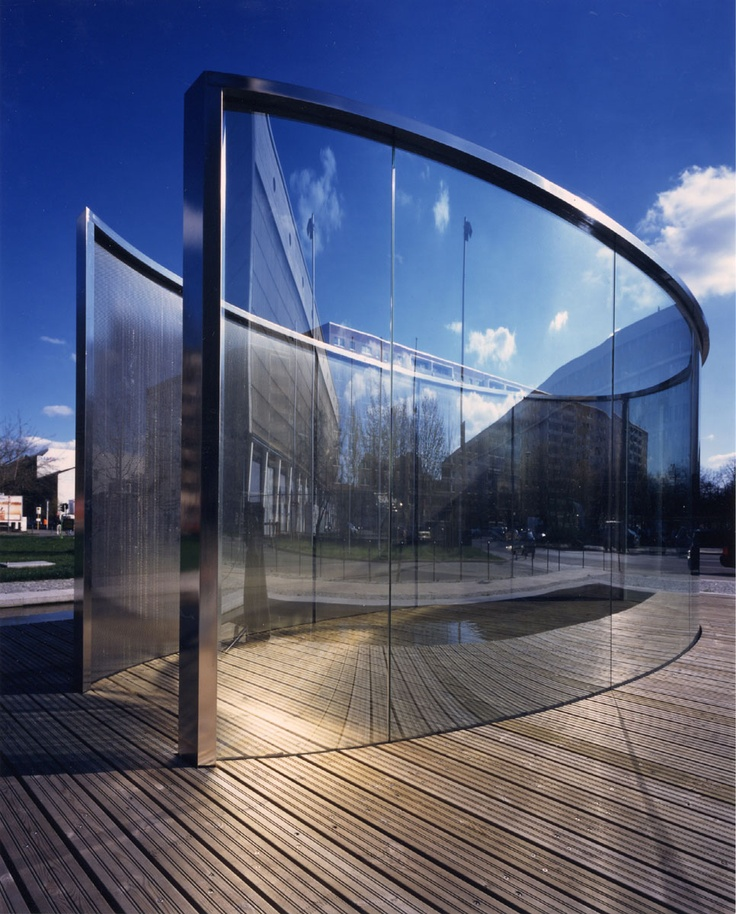 New at the Met: The Roof Garden Commission: Dan Graham with Günther Vogt