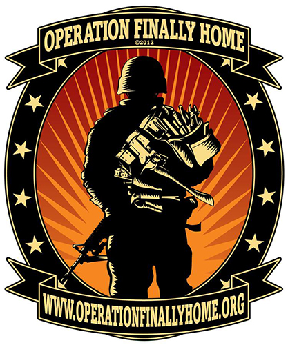 Wall street rocks donates 50 000 to operation finally for Operationfinallyhome org