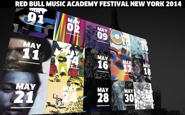 Red Bull Music Academy Festival to Rock NYC