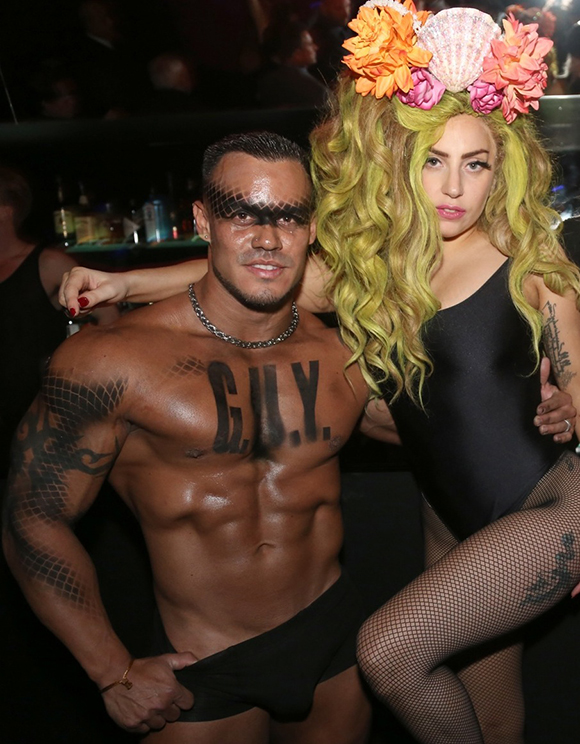 Click: Lady Gaga After Party @ BPM 4/4/14