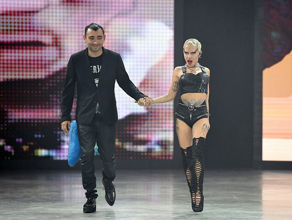 Nicola Formichetti Debuts His First collection for Diesel