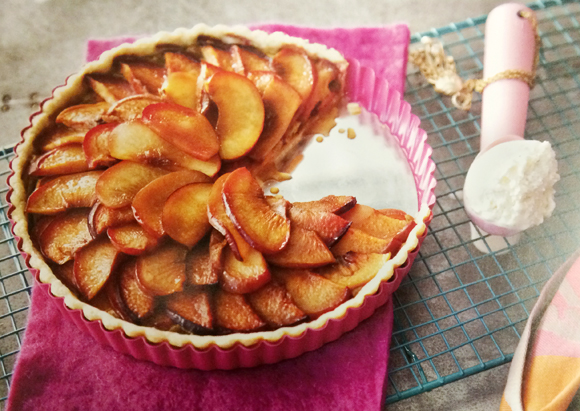 Sweet & Vicious: Baking with Attitude – A Stoned Tart Recipe from Libbie Summers