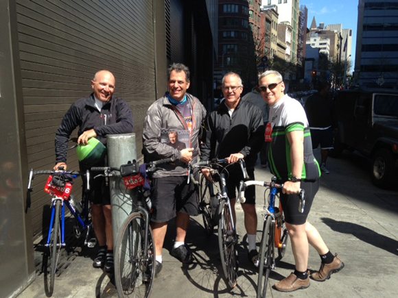 TD Bank's Five Boro Bike Tour Takes Another Historic Spin Through New York