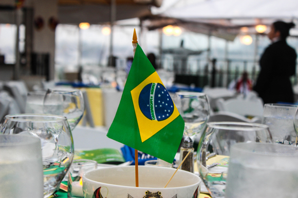 The IAA Celebrates the World Cup with the Summer Ball