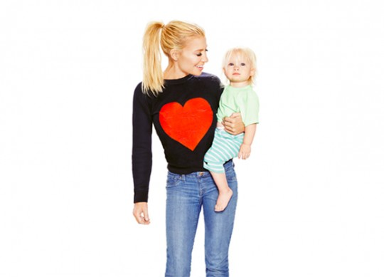 Tracy Anderson: Dishing With Downtown Moms