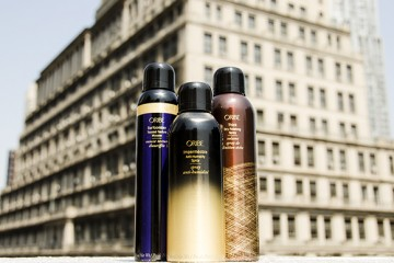 ORIBE unisex hair products