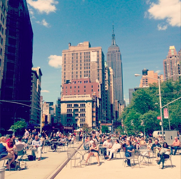 Free Events for Your Mind, Body and Soul Fill Flatiron Public Plazas in July
