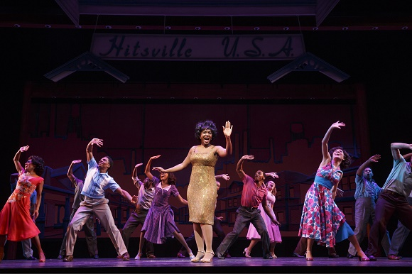 Motown: The Musical Lunt-Fontanne Theatre