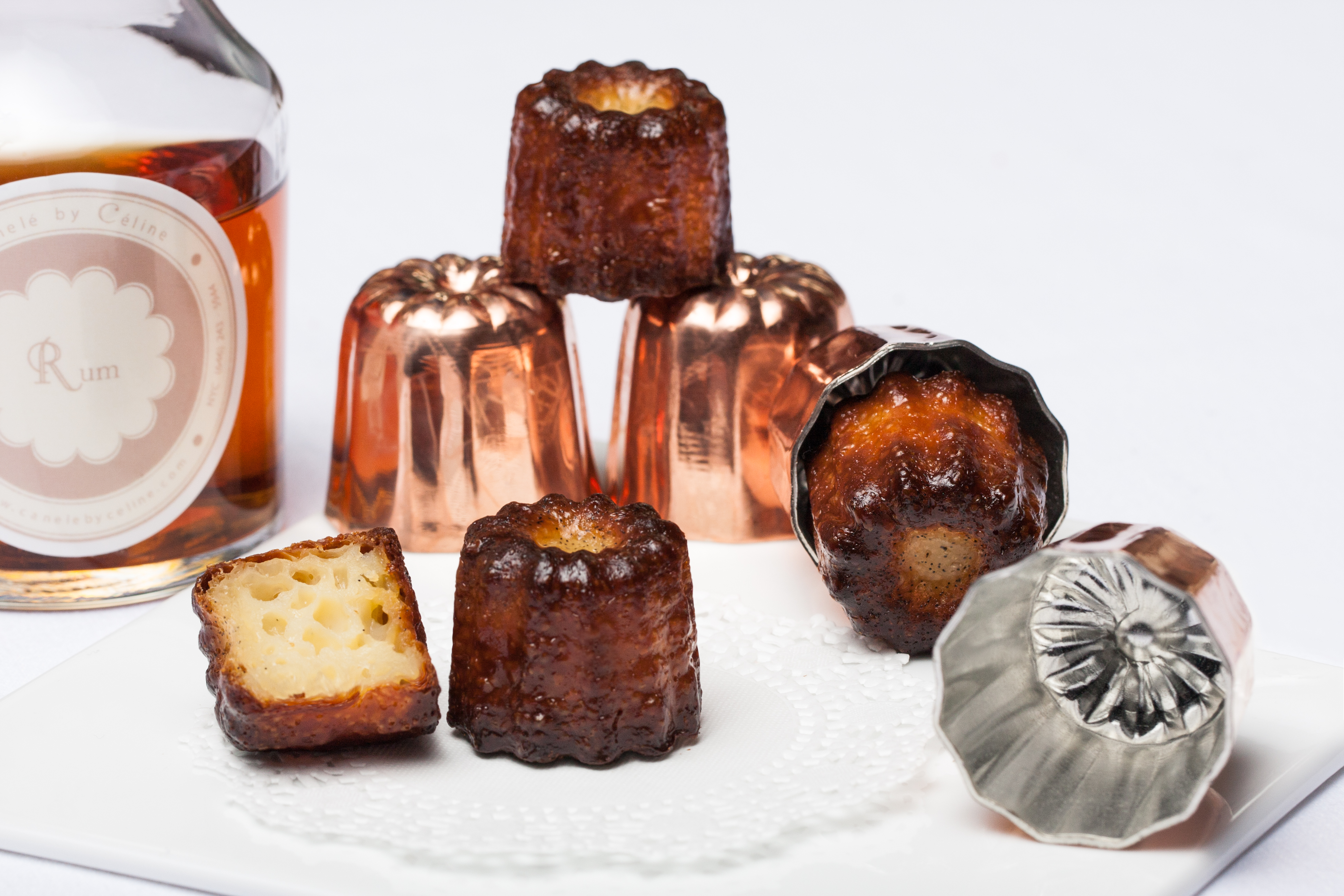 The Finest French Pastries at Canelé by Céline