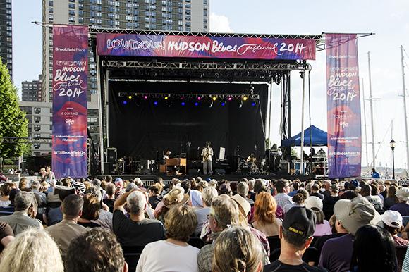Lower Manhattan's 4th Annual Blues Festival