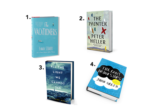 Top Four Books To Read This Summer