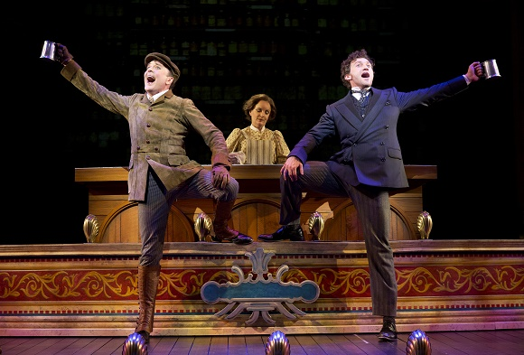 Gentleman's Guide is Broadway's Newest Classic