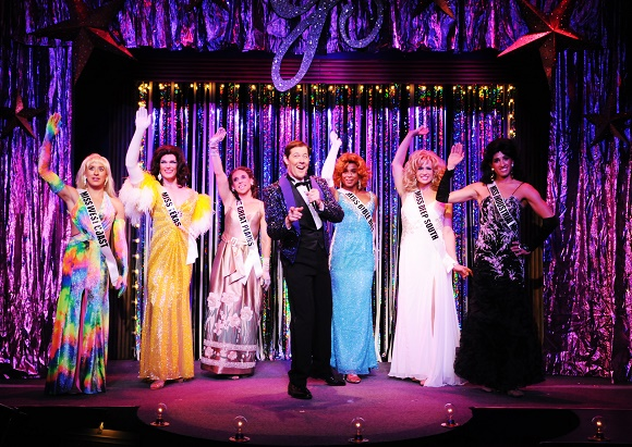 Hilarious Romp in Pageant the Musical