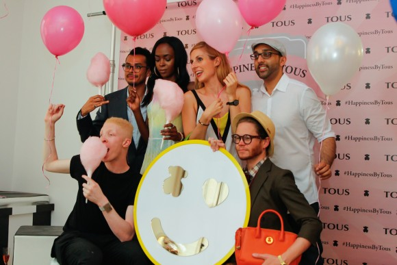 TOUS New Summer 2014 ORIGINS Collection Launch