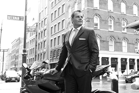 Motor Cycle Kings – Chris Pennington