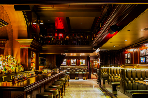NoMad Bar Has Noteworthy Design
