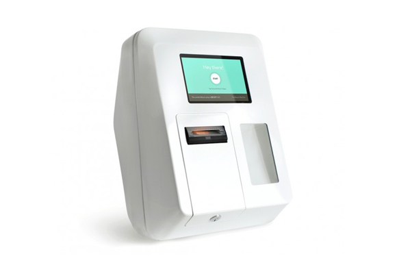 Bitcoin ATM arrives Downtown