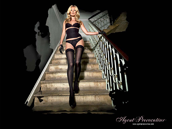 kate moss agent provocateur