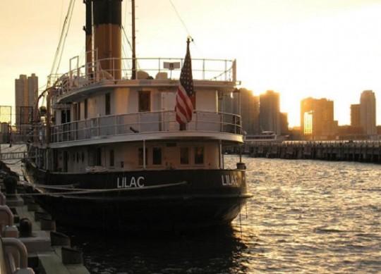 lilac steamship