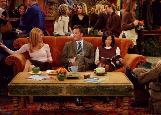 """Central Perk from """"Friends"""" to Open in Manhattan"""