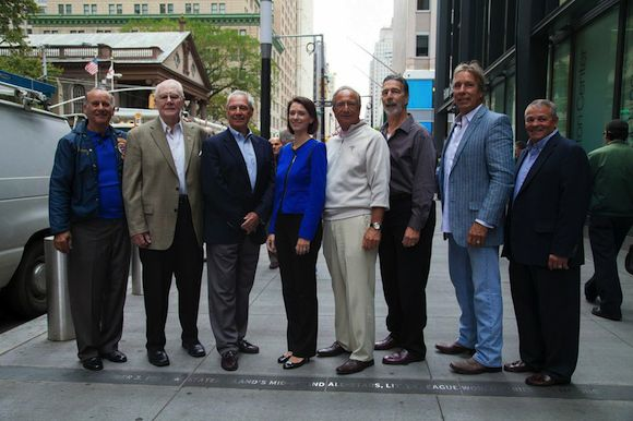 Downtown Alliance Commemorates the Staten Island Little League World Series Team