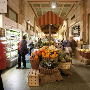 Produce at Eataly