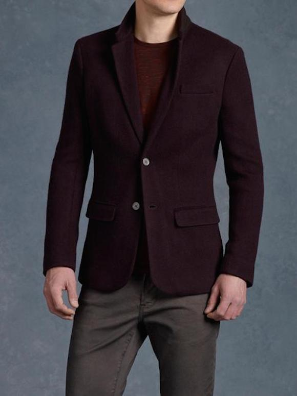 John Varvatos-Sweater-Jacket