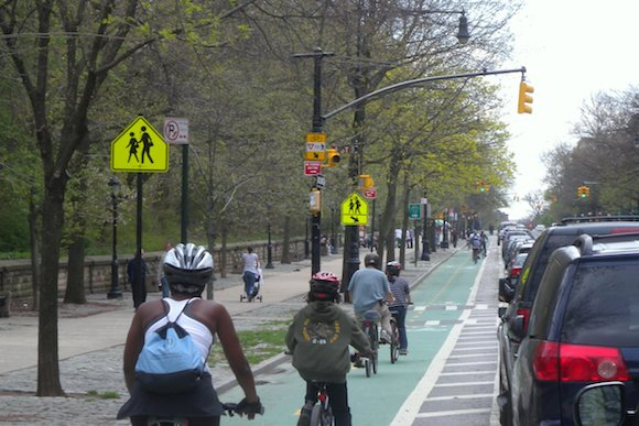 NYC Tops the List of Best Cycling Cities in the U.S.