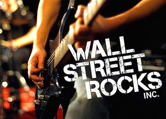 Wall Street Rocks Is Back!