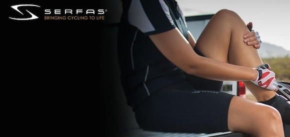 Serfas Gloves: Fit to be Ridden