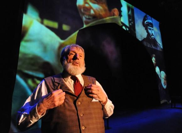 Stars Gather In Washington To Celebrate Theodore Bikel's 90th Birthday