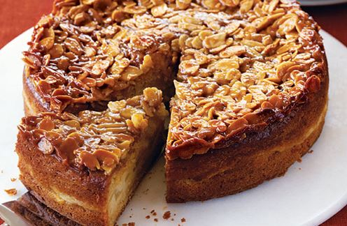 Almond Cake Recipe For The Holidays