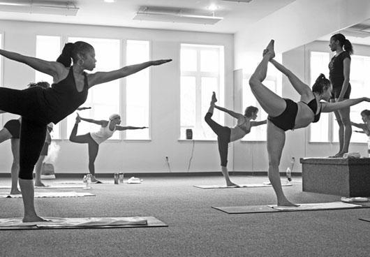 Bikram Yoga on Fulton Street