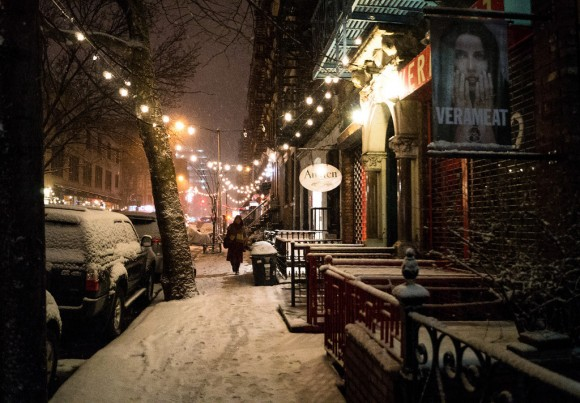 Brands and Retailers Stay Connected With Consumers During NYC Blizzard