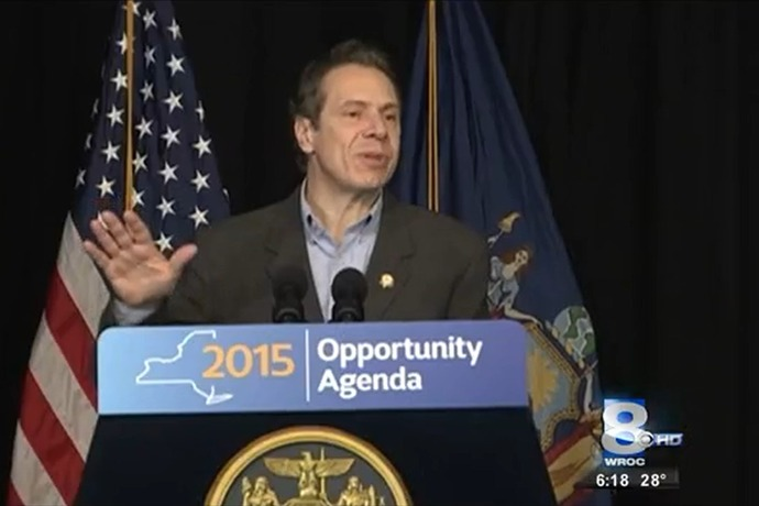 Housing Works Applauds Governor Cuomo's Opportunity Agenda