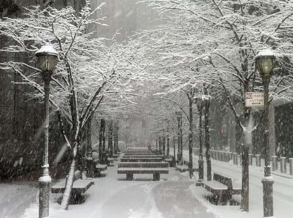 NYC Luxury Brands And Retailers Make a Difference During The Snow