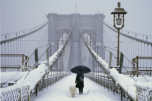 How to Spend a Snowy Saturday in Manhattan