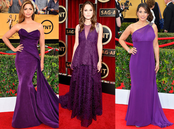 SAG Awards – Best Dressed and the Hottest Trends - Downtown Magazine