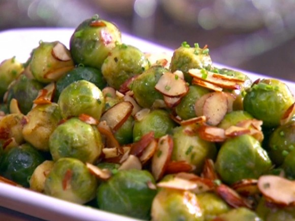 Brussels Sprouts Are Back