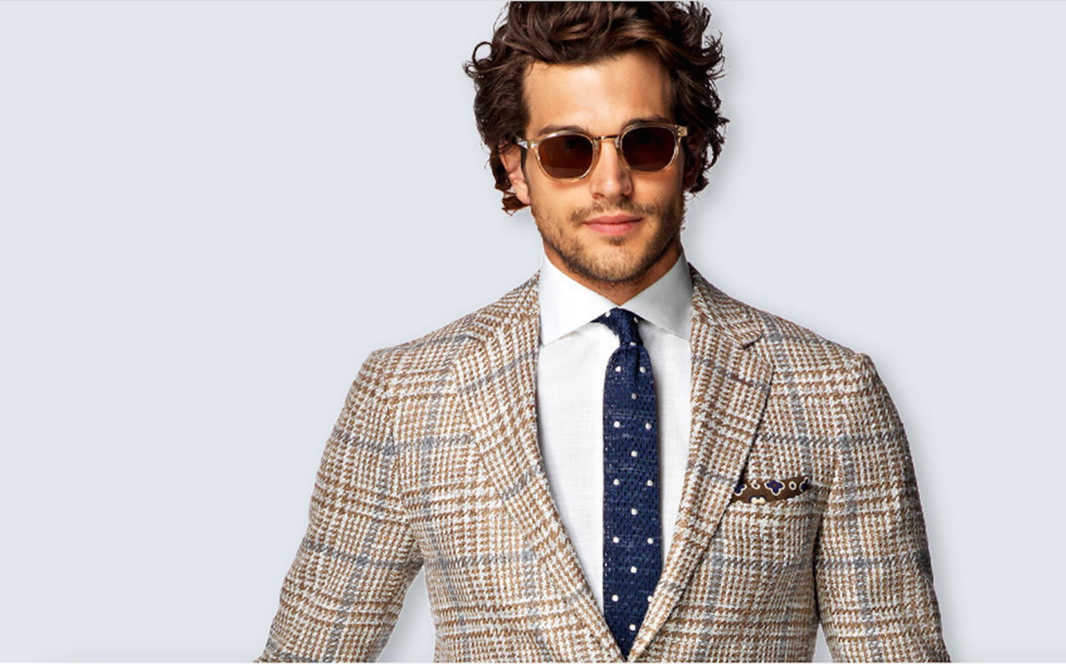 Get Suited at NYC's Suit Supply