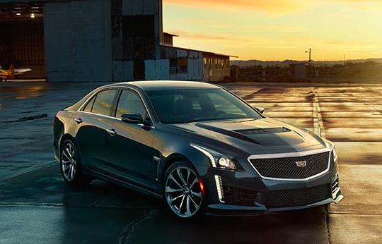 Photo: Courtesy of Cadillac.com