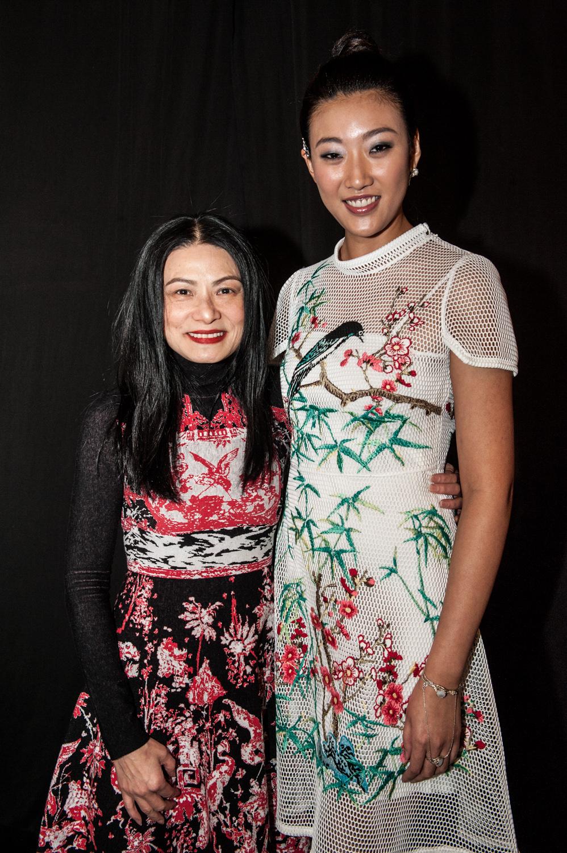 Vivienne Tam, Karen Hu - Steven B Ekerovich