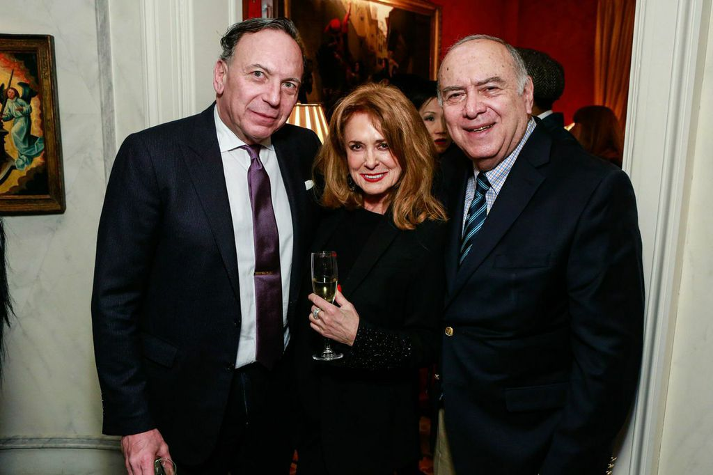 Charles Bornstein, Joan Judell, Martin Shafiroff