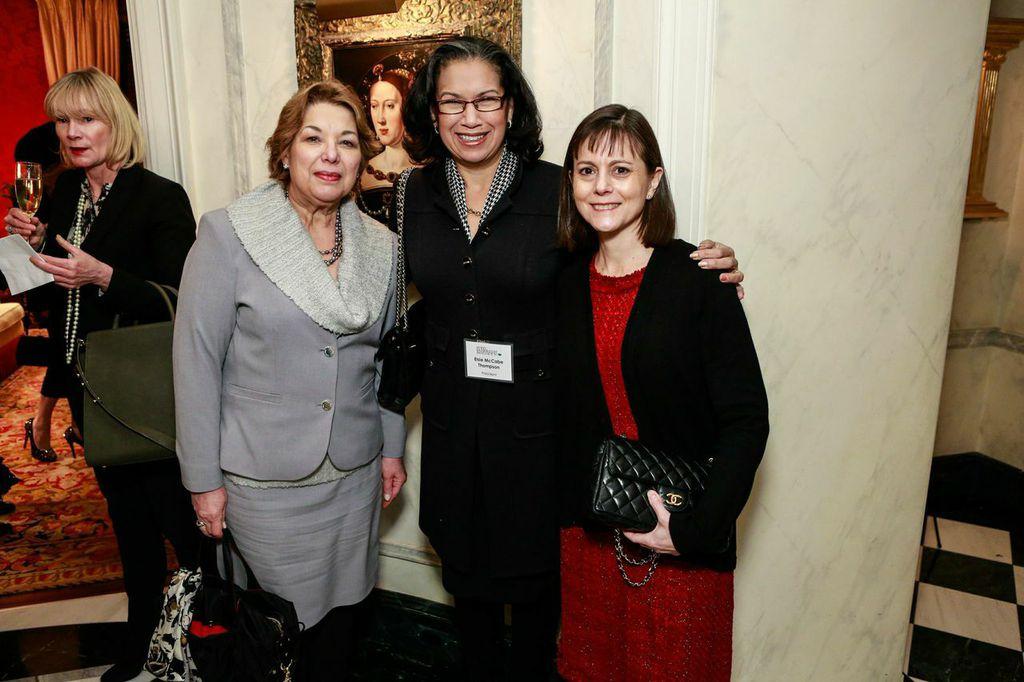 Yolanda Santiago, Elsie McCabe Thompson, Andrea Kantor