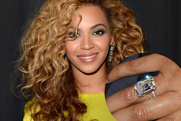 Best Celebrity Engagement Rings - Downtown Magazine  Best Celebrity ...